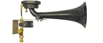 Sirènes pneumatiques Kockum type TYFON KTV 75/400